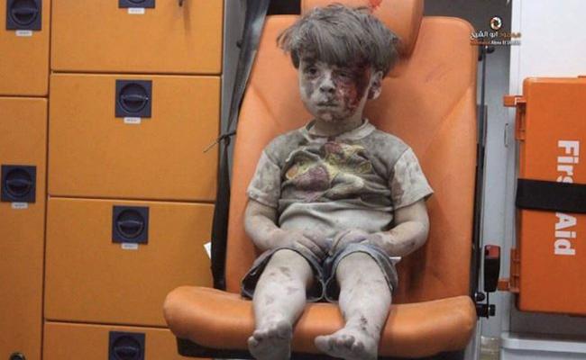 UNICEF: 2016 el peor año para ser niño en Siria