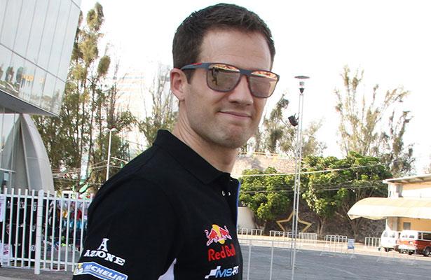 Sébastien Ogier quiere recuperar el centro del Rally Guanajuato