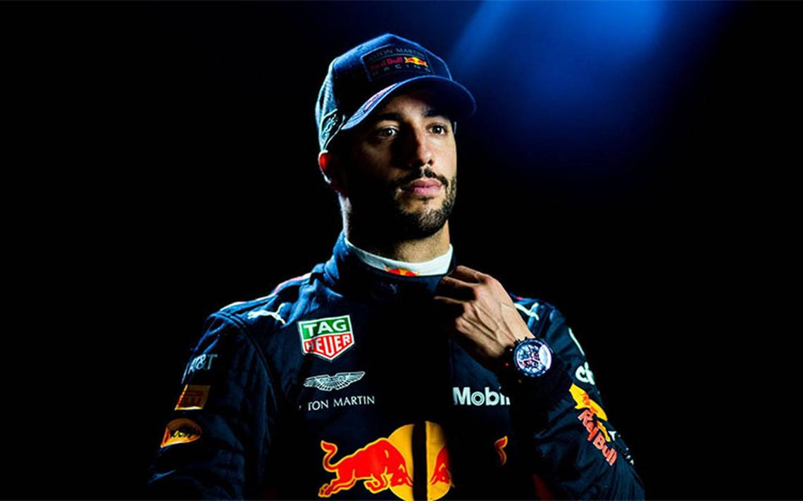 Daniel Ricciardo dejará Red Bull para irse a Renault en 2019
