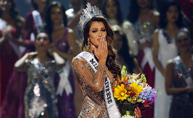 Iris Mittenaere, ¿la primera Miss Universo lesbiana?