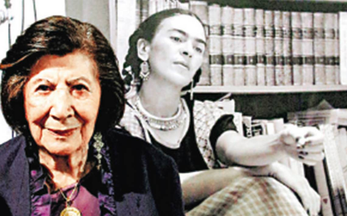 Emociona a Guadalupe acervo de Diego Rivera, su padre