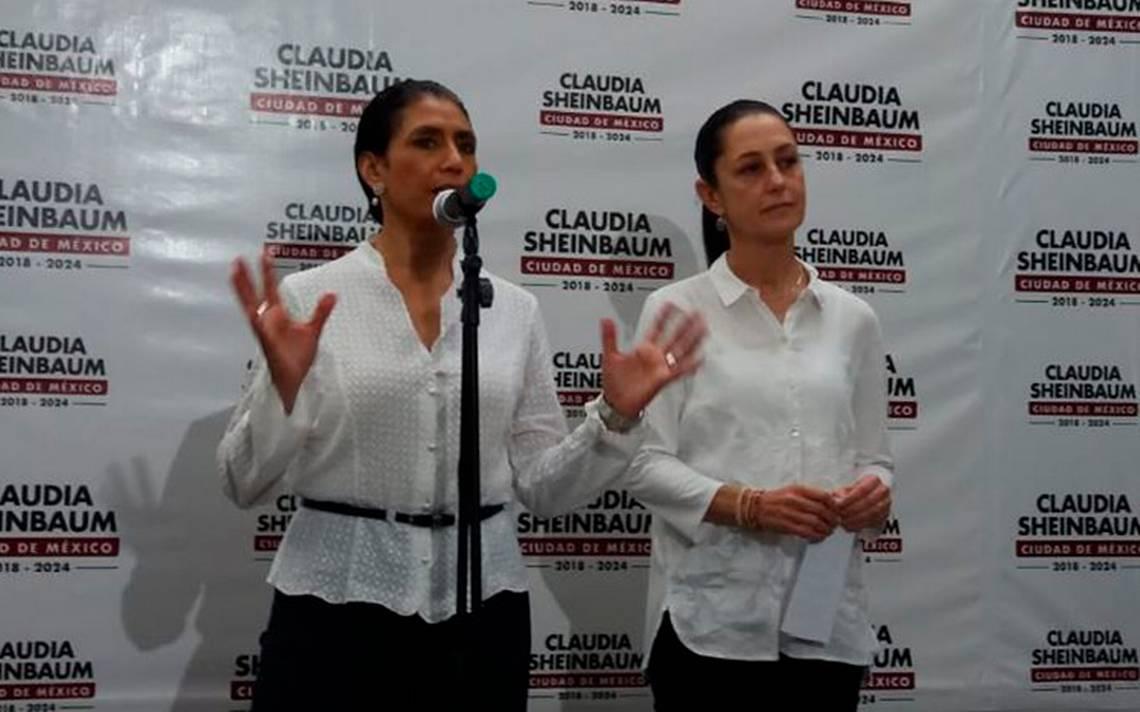 Claudia Sheinbaum designa a Oliva López Arellano como nueva secretaria de Salud de CDMX