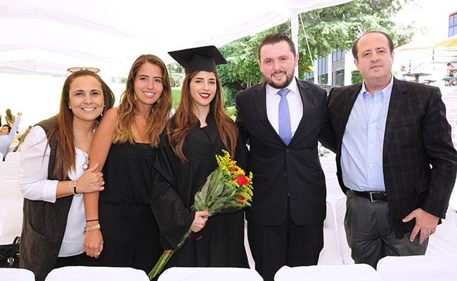 Graduación universitaria