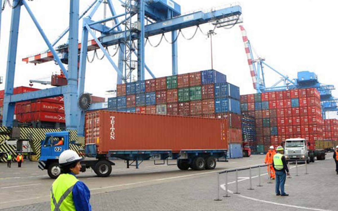 Exportaciones mexicanas crecen 10 % en marzo: INEGI