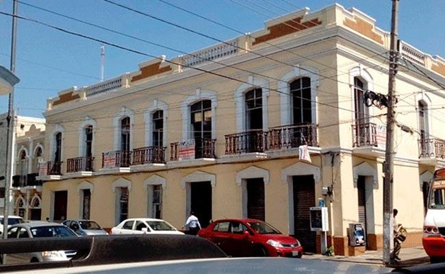 Venden casa en Veracruz donde vivió Benito Juárez