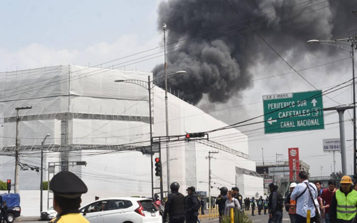Luego de últimos incidentes, suspenden construcción de nuevas plazas comerciales