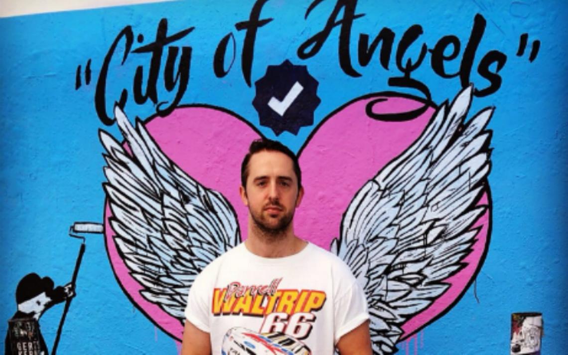 Si no eres influencer, olvídate de una selfie en este polémico mural