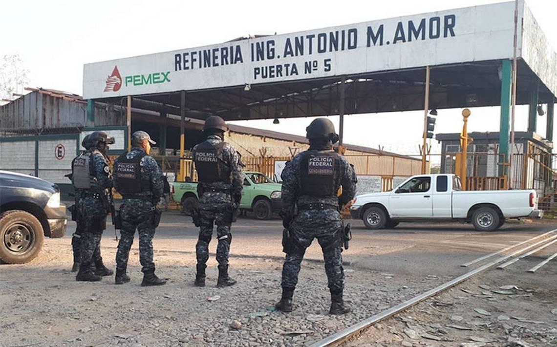 Violencia es por huachicol: Navarrete Prida