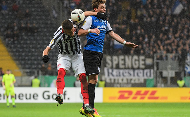 Eintracht, semifinalista en la Copa de Alemania
