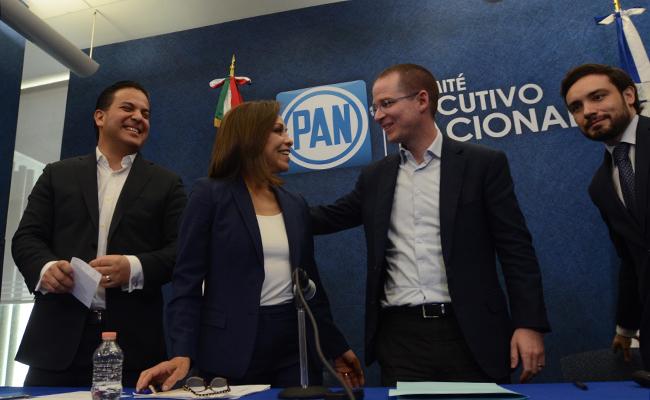 Presenta Vázquez Mota propuesta para combatir la corrupción en Edomex