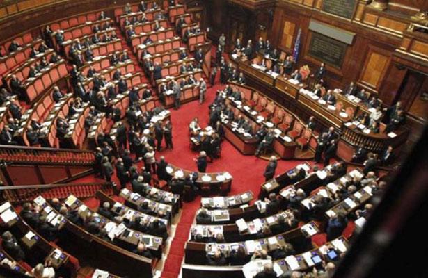 """El Senado italiano llama a """"rescatar la democracia en Venezuela"""""""
