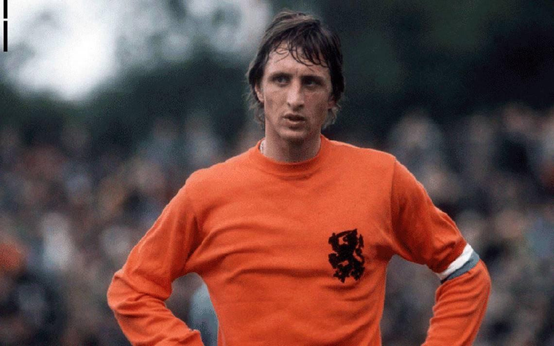 Johan Cruyff el genio holandes que reinventó el fútbol