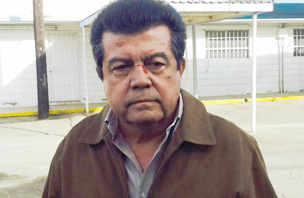 Pleito a golpes en las oficinas de la Conagua en Mexicali