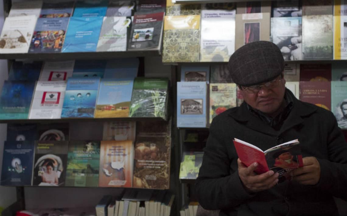 Cancelan la XXIX Feria Internacional del Libro de Antropología e Historia