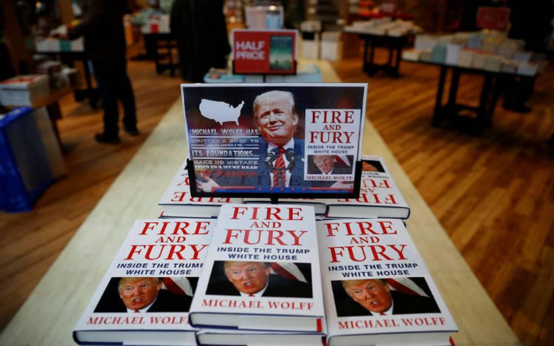 """""""Fire and Fury"""", el polémico libro sobre Trump será una serie de televisión"""