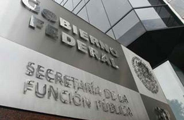 Sanciona la Secretaría de la Función Pública a más de 38 mil servidores públicos