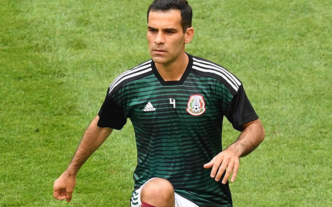 Rafa Márquez, primer jugador en ser titular en cinco Mundiales