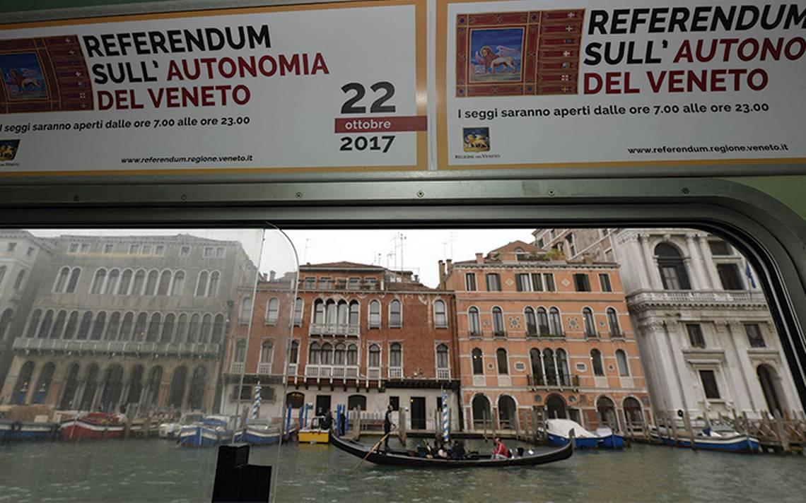Reivindican la victoria del sí en los referendos de Italia