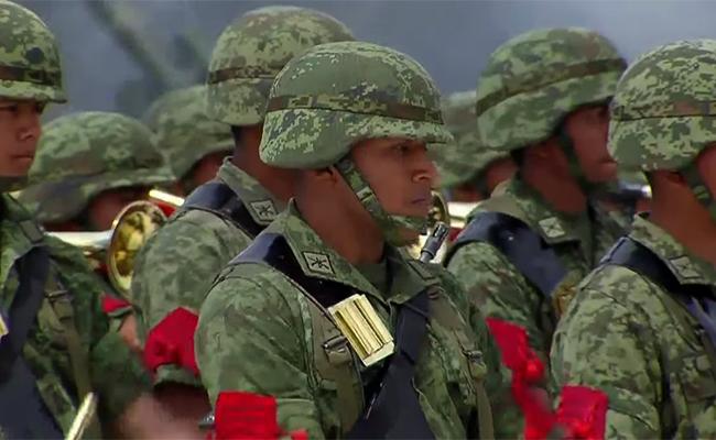 Más PIB para el Ejército, pide diputado Daniel Mendez
