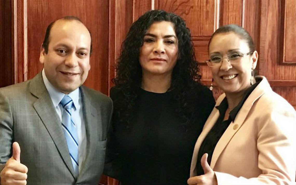 Perfilan a Mónica López como nueva delegada en Venustiano Carranza