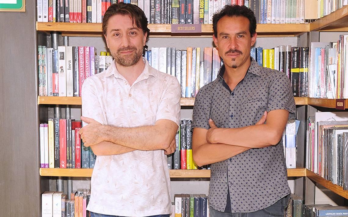 """Carlos Pala y Andrés Correa presentan su disco """"Socios ociosos"""""""