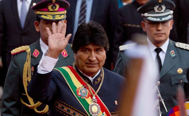 Evo Morales viaja de emergencia a Cuba por problemas médicos