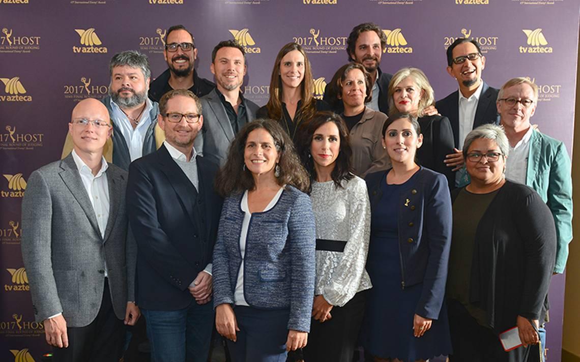 Deliberan jueces mexicanos para los Premios Emmy Internacional