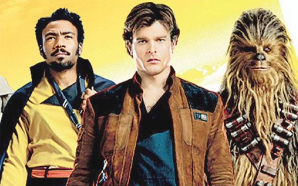 El Halcón Milenario aterriza en México para el estreno de Han Solo: Una historia de Star Wars