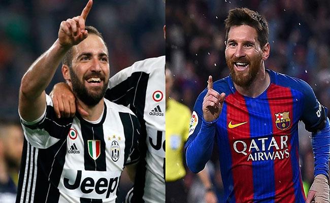 #Champions Suenan aires de revancha en Juve-Barça
