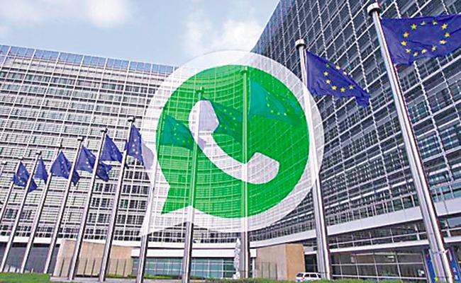 La CE propone proteger más la privacidad en uso de aplicaciones como WhatsApp
