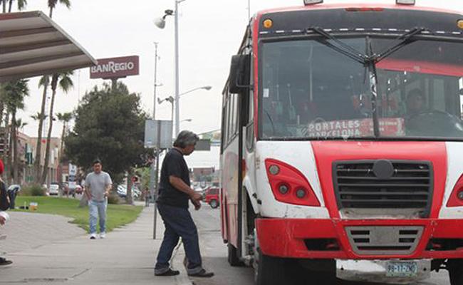 Piden subsidio para transporte público en Mexicali