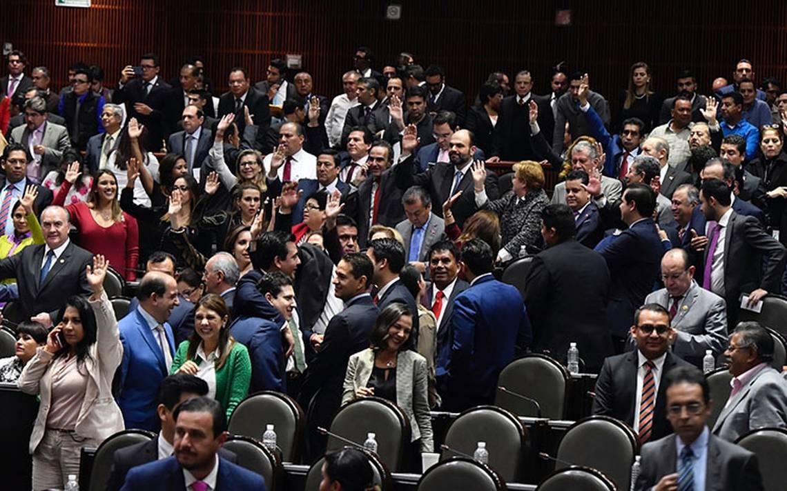 Aprobada Ley de Ingresos 2018; ahora va al Senado