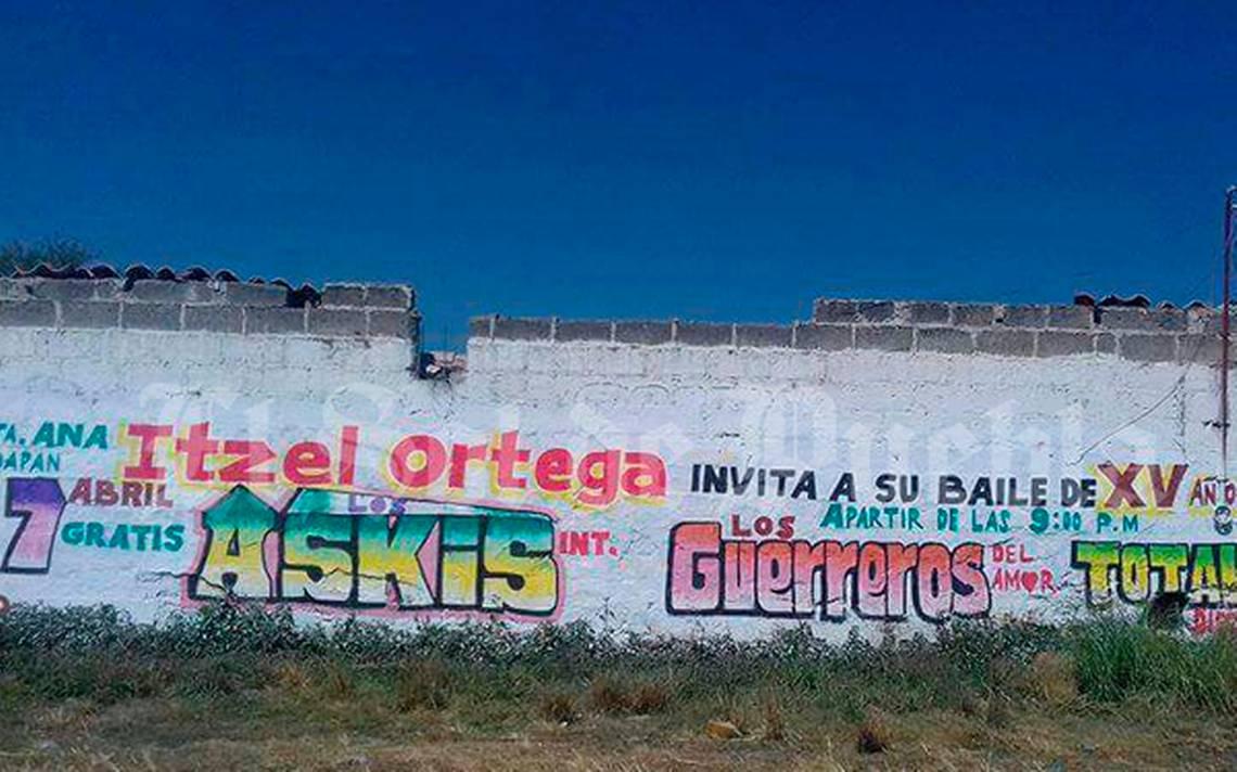 ¡Aparece otra Rubí! Quinceañera de Puebla invita a todos a su baile con Los Askis