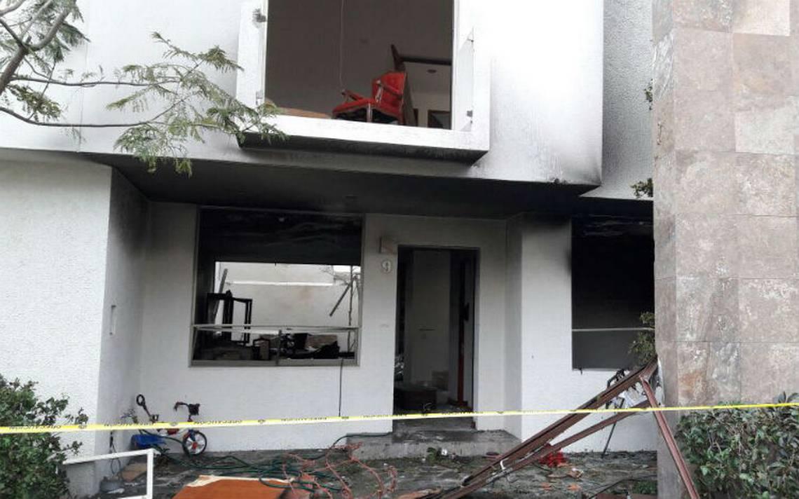 Explosión por fuga de gas en Zapopan deja al menos 10 heridos