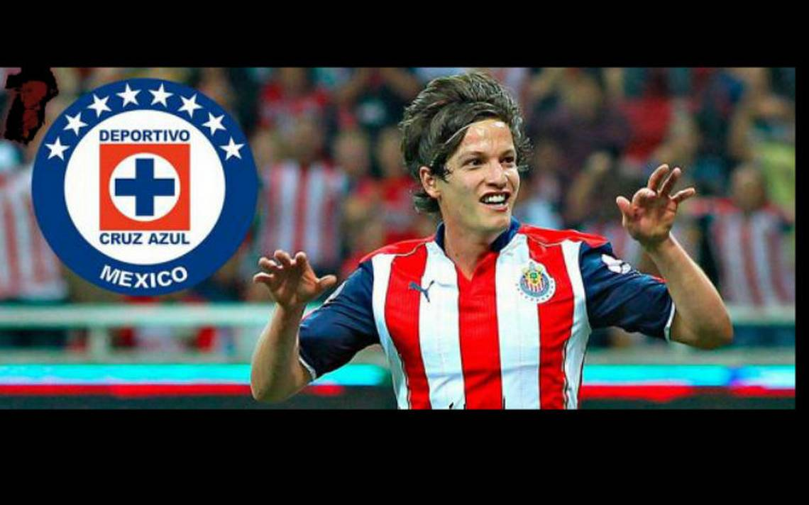 Carlos Fierro es nuevo jugador de Cruz Azul