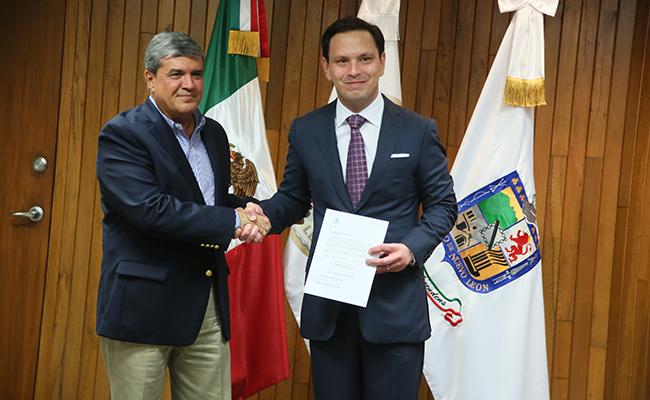 Bronco propone a Bernardo González como procurador