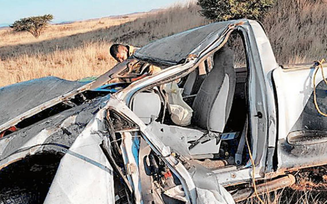 Muere menor al conducir camioneta de regidor en Durango