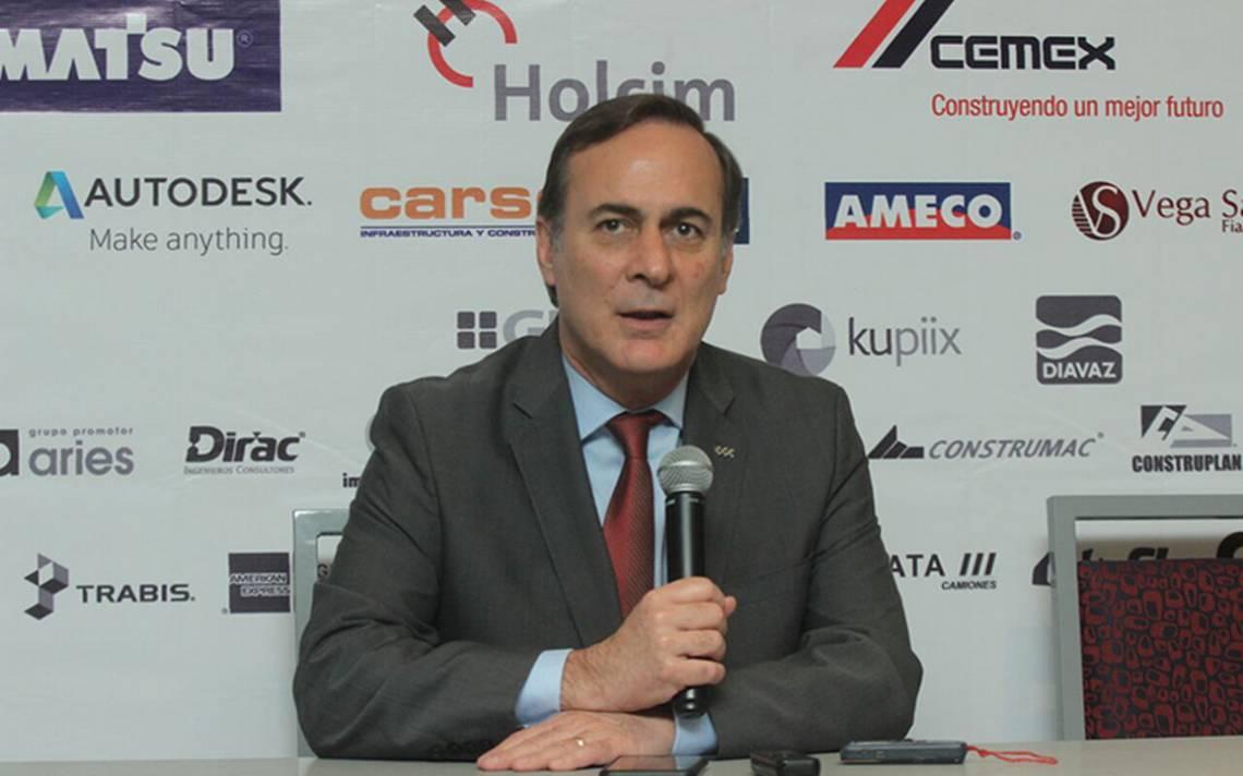 Generemos confianza sobre el NAIM, responde Juan Pablo Castañón a propuestas de AMLO