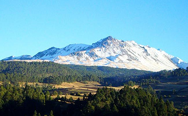 ¿Piensas visitarlo? esto tienes que saber del Nevado de Toluca