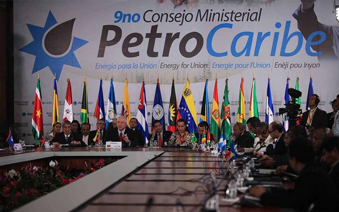 México prescindirá petróleo de Petrocaribe si cae gobierno de Maduro