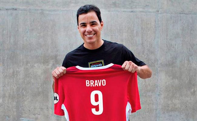 Omar Bravo ya tiene nuevo equipo en Estados Unidos