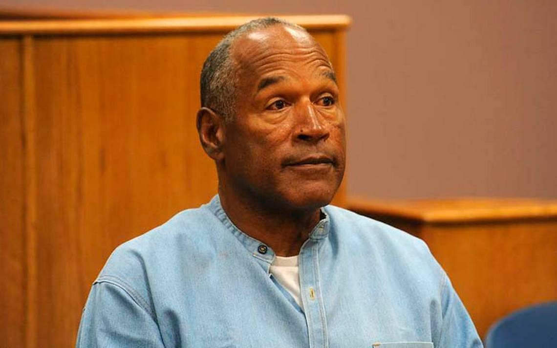 O.J. Simpson estaría a punto de ser liberado de cárcel de Nevada