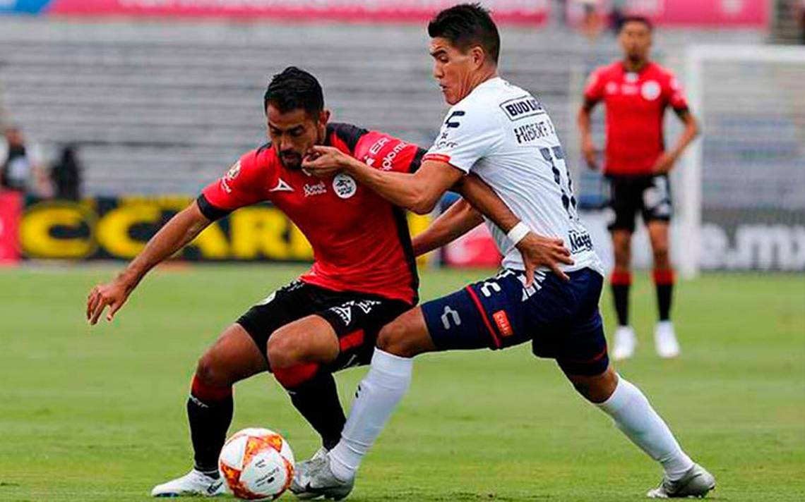 Aullido letal… Lobos BUAP derrota 2-0 a Tiburones de Veracruz