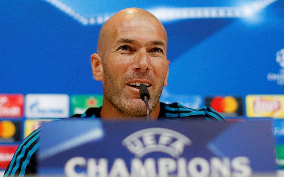 Zidane renueva su contrato con el Real Madrid