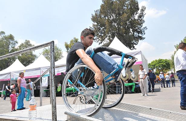 México conmemora el Día Internacional de las Personas con Discapacidad