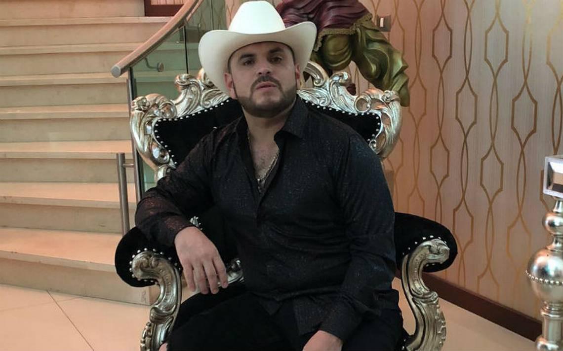 El Komander se niega pagar multa por narcocorridos y cancela concierto en Chihuahua