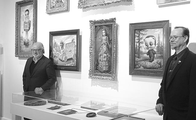 Se presenta la primera gran retrospectiva  de Mark Ryden en el CAC Málaga