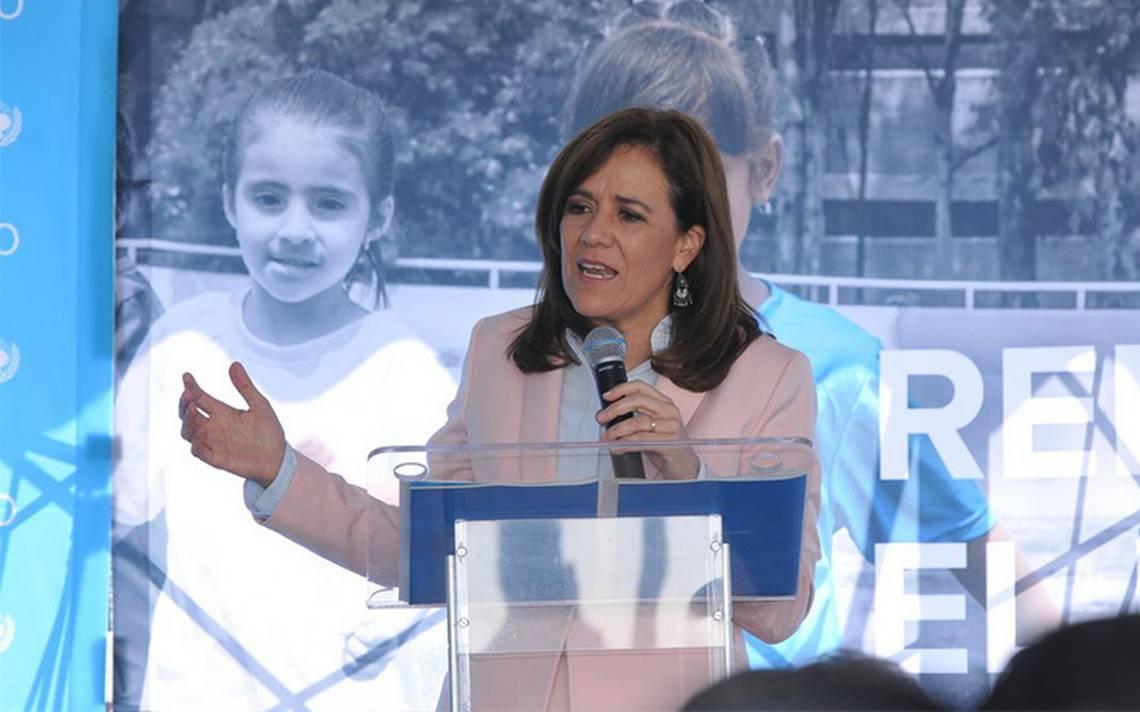 Con este formato de debates estaremos parejos: Margarita Zavala