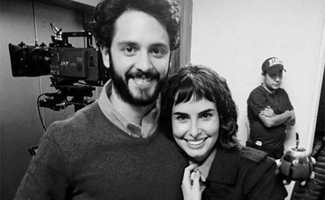 Ana Serradilla, feliz con su novio Christopher Uckermann