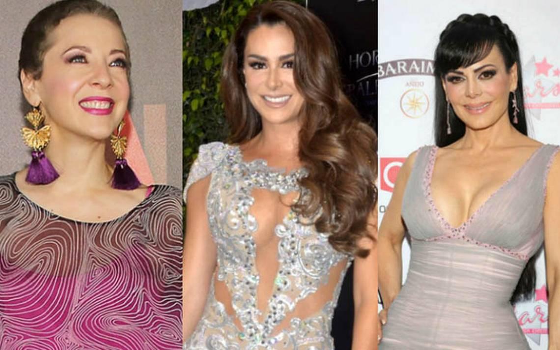 """Edith González, Ninel Conde y Maribel Guardia vuelven a """"Aventurera"""""""